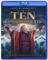 The Ten Commandments, Blu-ray