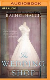 The Wedding Shop, Unabridged MP3-CD