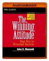 The Winning Attitude: Your Pathway to Personal Success - abridged audio book on MP3-CD
