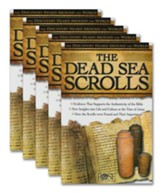 The Dead Sea Scrolls Pamphlet - 5 Pack
