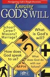 Knowing God's Will, Pamphlet