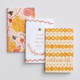 Be Good Friends, Pocket Notebooks, Set of 3