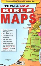 Then and Now Bible Maps - PDF Download [Download]