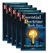 Essential Doctrine Made Easy Pamphlet - 5 Pack