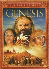 The Bible Stories: Genesis, DVD