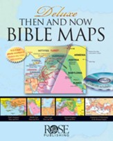 Deluxe Then and Now Bible Maps - PDF Download [Download]