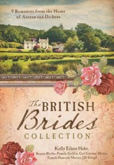 The British Brides Collection, 9 Volumes in 1  - Slightly Imperfect