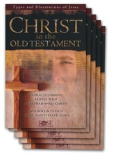 Christ in the Old Testament Pamphlet - 5 Pack