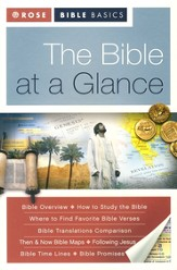 The Bible at a Glance - Slightly Imperfect