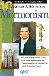 10 Q & A on Mormonism - eBook