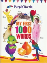 My First 1000 Words Book, hardcover