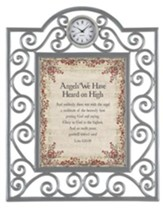 Angels We Have Heard on High, Wall Clock