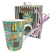 Gift Mug, Tis So Sweet To Trust