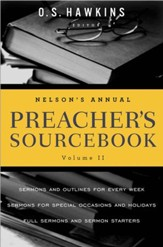 Nelson's Annual Preacher's Sourcebook, Volume II - eBook