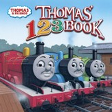 Thomas' 123 Book (Thomas & Friends) - eBook