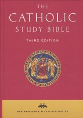 NABRE Catholic Study Bible, Hardcover