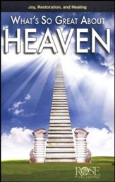What's So Great About Heaven, Pamphlet