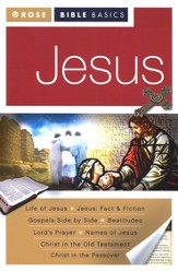Jesus: Rose Bible Basics - Slightly Imperfect