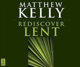 Rediscover Lent, Audio CD