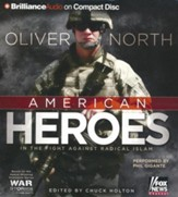 American Heroes, Abridged audio CD