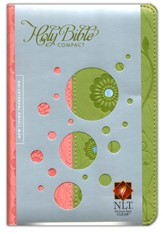 NLT Compact Edition, TuTone Strawberry/Kiwi Leatherlike