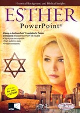 Esther: PowerPoint CD-ROM
