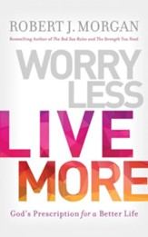 Worry Less, Live More: God's Prescription for a Better Life - unabridged edition on CD - Slightly Imperfect