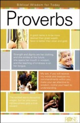 Proverbs, Pamphlet - 5 Pack