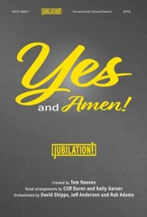 Yes and Amen! Choral Book
