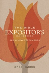 The Bible Expositor's Handbook