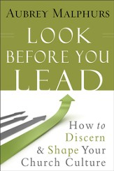 Look Before You Lead: How to Discern and Shape Your Church Culture - eBook