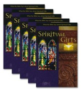 Spiritual Gifts Pamphlet - 5 Pack