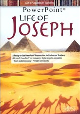 Life of Joseph: PowerPoint CD-ROM