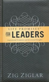 Life Promises for Leaders: Inspirational Scriptures and Devotional Thoughts