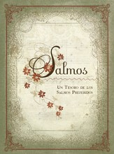 Salmos: Un Tesoro de Los Salmos Preferidos  (Psalms: A Treasury of the Most Beloved Psalms)