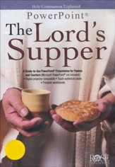 The Lord's Supper PowerPoint CD