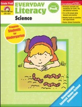 Everyday Literacy Science, Grade  PreK