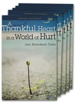 A Thankful Heart in a World of Hurt, Pamphlet - 5 Pack