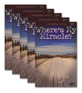 Where's My Miracle?, Pamphlet - 5 Pack