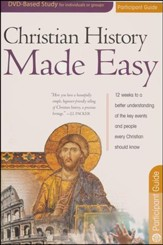 Christian History Made Easy - Participant Guide - PDF Download [Download]