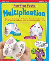 Fun-Flap Facts: Multiplication