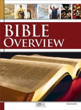 Bible Overview - Slightly Imperfect