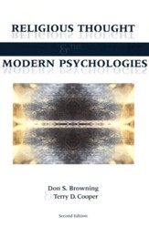 Religious Thought and the Modern Psychologies, Second Edition