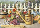 I Praise You - Gardener's Joy  1000 Piece Jigsaw Puzzle Ps 139:14
