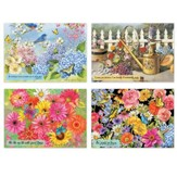 Set of Four Sandy Clough Jigsaw Puzzles