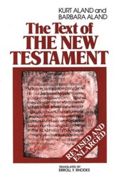 Text of the New Testament