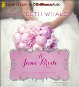 #6: A June Bride - unabridged audio book on CD
