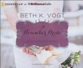 #11: A November Bride - unabridged audio book on CD