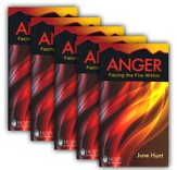 Anger: Facing the Fire Within - 5 Pack