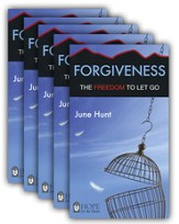 Forgiveness: The Freedom to Let Go - 5 Pack